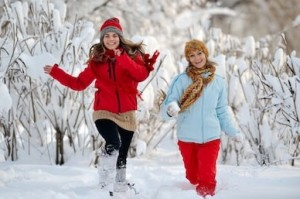 young-women-outdoor-winter-enjoying-260nw-94513216